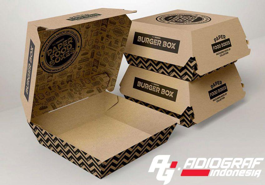 Jasa Cetak Desain Packaging Custom Jakarta