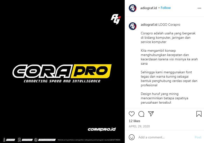 Jasa Desain Logo Profesional Jakarta Selatan