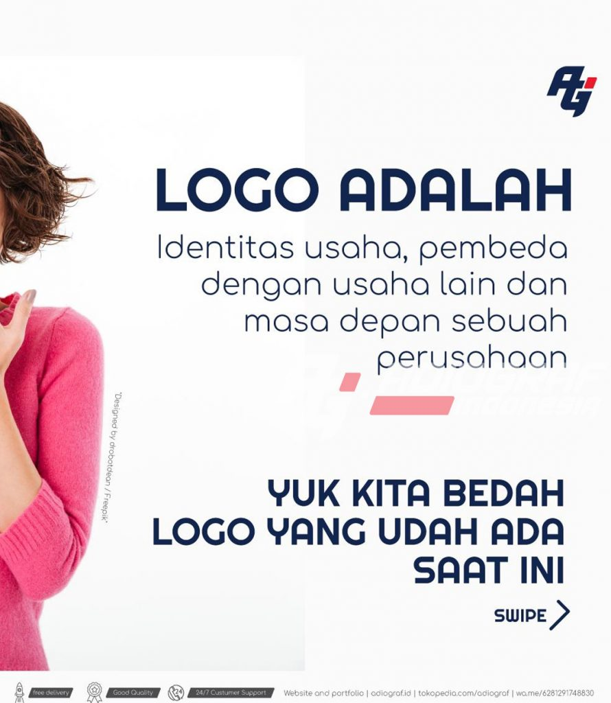 Jasa Bikin Logo Murah Premium Jakarta